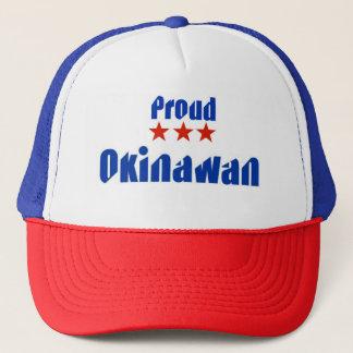 Proud Okinawan Trucker Trucker Hat