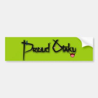 Proud Otaku Bumper Stickers