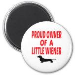 Proud Owner of a Little Wiener