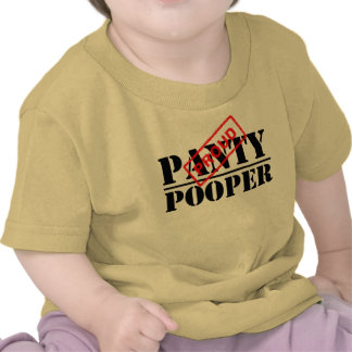 Proud Panty Pooper Infant T-shirt