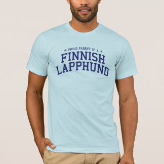 Proud Parent of a Finnish Lapphund T-Shirt