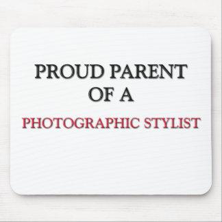 Proud Parent Of A PHOTOGRAPHIC STYLIST Mouse Mat