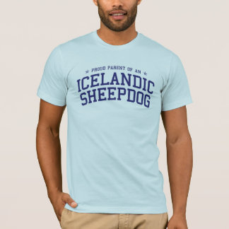 Proud Parent of an Icelandic Sheepdog T-Shirt