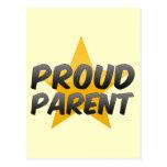 Proud Parent Post Card
