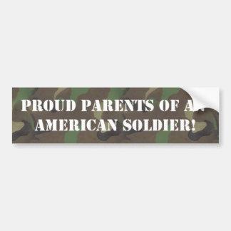 Proud Parents Bumper Sticker