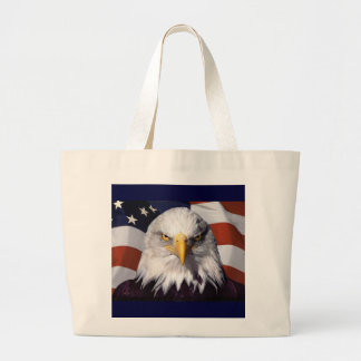 PROUD PATRIOT TOTE BAGS