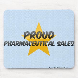 Proud Pharmaceutical Sales Mousepads