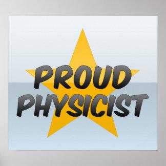Proud Physicist Print