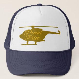 Proud Pilot Trucker Hat