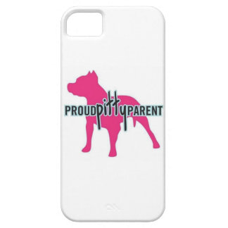 Proud Pitty Parent Case For The iPhone 5