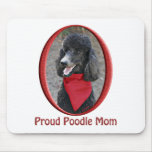 Proud Poodle Mum Mouse Pad