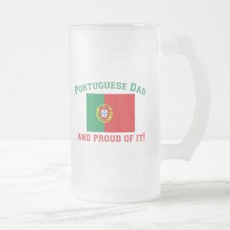 Proud Portuguese Dad Mugs