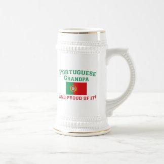 Proud Portuguese Grandpa Mugs