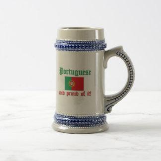 Proud Portuguese Mugs