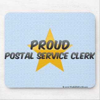 Proud Postal Service Clerk Mouse Pad