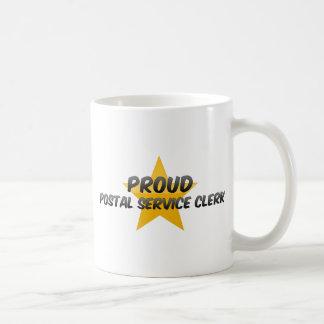 Proud Postal Service Clerk Mugs