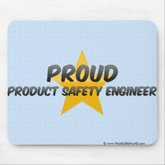 Proud Product Safety Engineer Mousepads