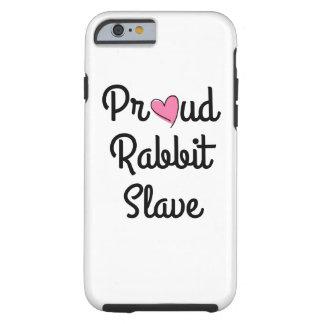 Proud Rabbit Slave Phone Case