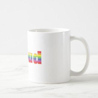 Proud Rainbow Designs Coffee Mug