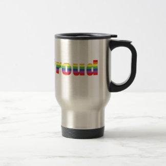 Proud Rainbow Designs Mugs