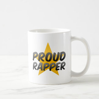 Proud Rapper Coffee Mug