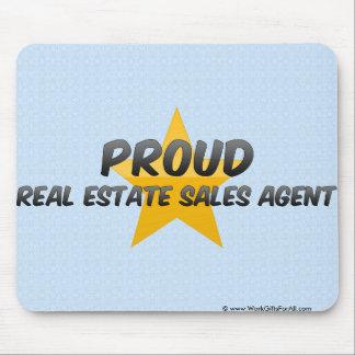 Proud Real Estate Sales Agent Mousepad