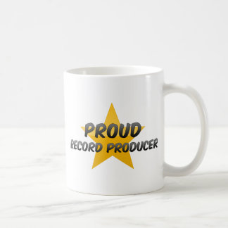 Proud Record Producer Coffee Mugs