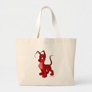Proud red Gelert Jumbo Tote Bag