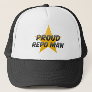 Proud Repo Man Trucker Hat