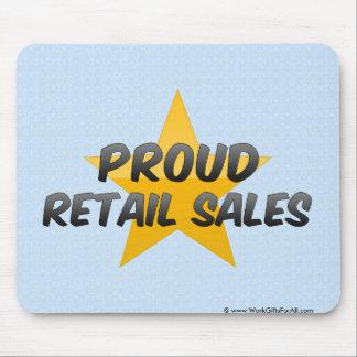 Proud Retail Sales Mousepad