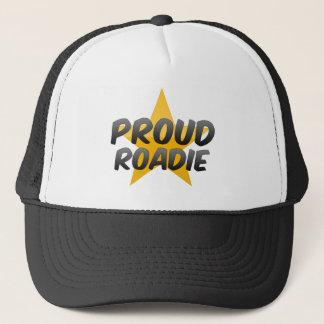 Proud Roadie Trucker Hat