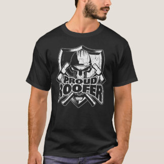 Proud Roofer T-Shirt