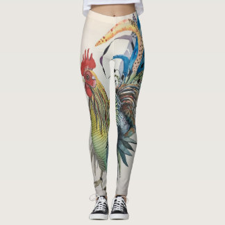 Proud Rooster Leggings