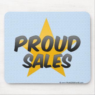 Proud Sales Mouse Pad
