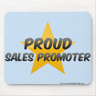 Proud Sales Promoter Mousepad