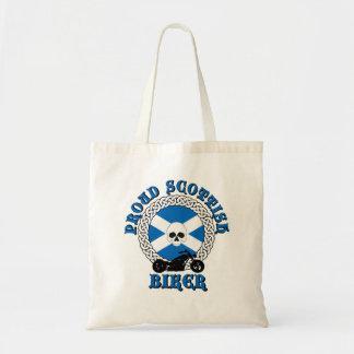 Proud Scottish Biker Ladies Bag