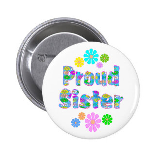 Proud Sister Buttons