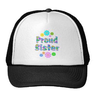 Proud Sister Mesh Hats