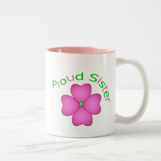 Proud Sister Coffee Mugs