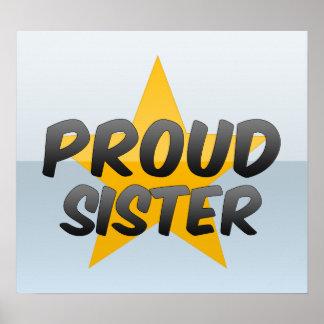 Proud Sister Print