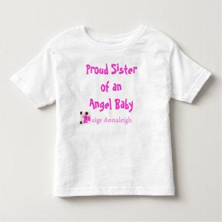 Proud Sister Toddler T-Shirt