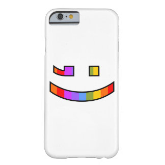 Proud Smiling & Winking Face Barely There iPhone 6 Case