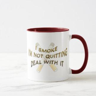 Proud Smoker's Mug