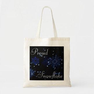 Proud Snowflake Tote