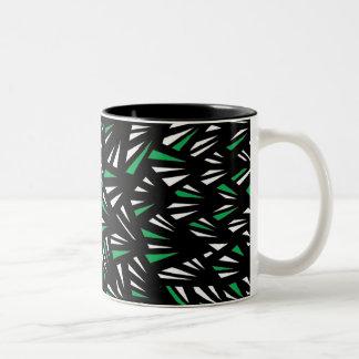 Proud Sociable Vigorous Tough Two-Tone Mug