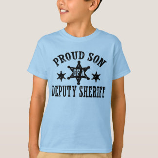 Proud Son of a Deputy Sheriff T-Shirt