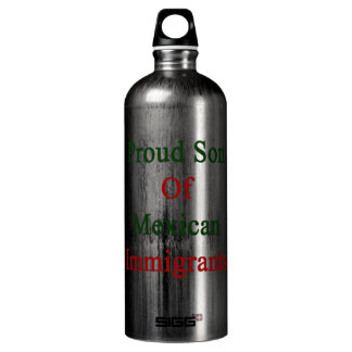 Proud Son Of Mexican Immigrants SIGG Traveller 1.0L Water Bottle