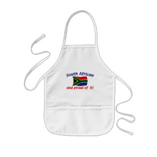 Proud South African Apron