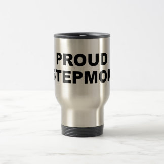Proud Stepmom Travel Mug