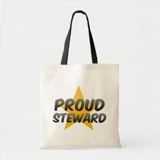 Proud Steward Canvas Bag